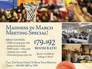 Madness in March Meeting Special