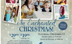 NEW! Enchanted Fairy Tale Dinner
